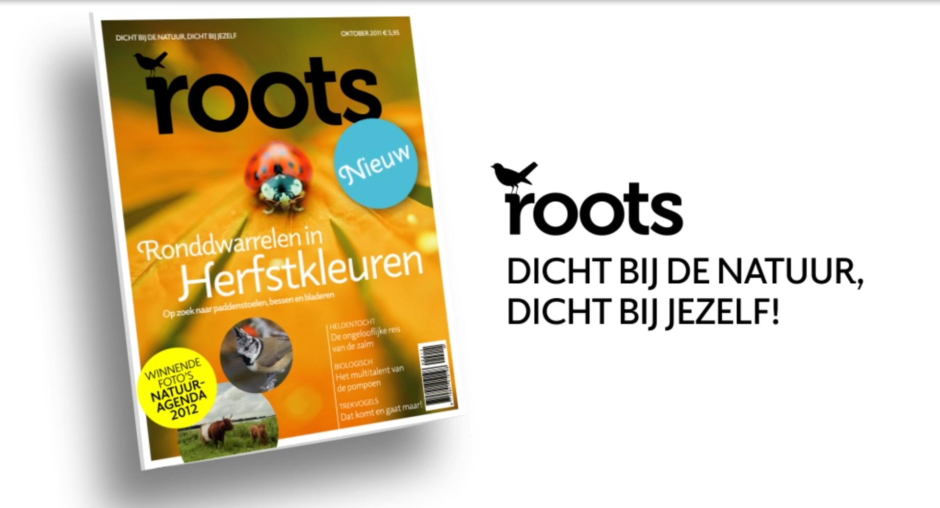 TV_commercial voor magazine Roots